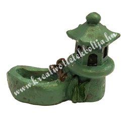 Mini kút, zöld