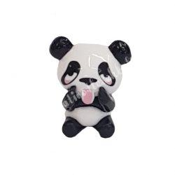 Mini grimaszoló panda