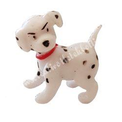 Dalmata kutyus, álló