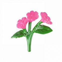 Mini virágcsokor, ciklámen