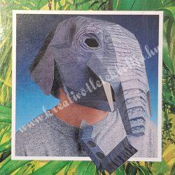 Álarc, elefánt