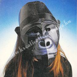 Álarc, gorilla