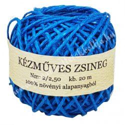 Kenderzsinór, kék, 0,8 mm x 20 m/tekercs