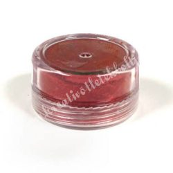 Műgyanta effekt pigment színező por, 3 g - metál hatású bíbor