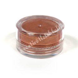 Műgyanta effekt pigment színező por, 3 g - metál hatású bronz
