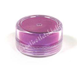 Műgyanta effekt pigment színező por, 3 g - gyöngyház hatású ultraviola