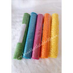 Csipke több színben, 30x150 cm