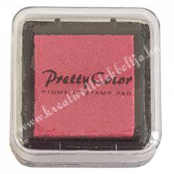 Bélyegzőpárna, tintapárna, pink (36)
