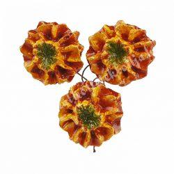 Betűzős bársonyvirág, 3 db/csokor