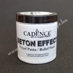 Cadence beton effect relief paszta, 250 ml