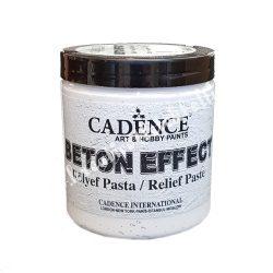 Cadence beton effect relief paszta, 250 ml