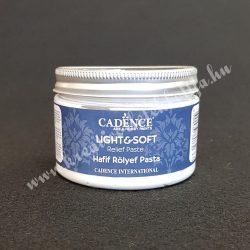 Cadence light & soft paszta, 150 ml