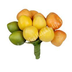 Citrus csokor, 65 mm, 12 darab/csokor