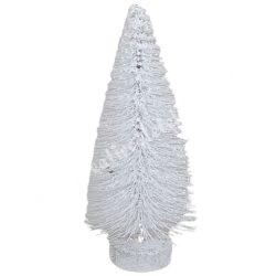 Fenyőfa, fehér, 10 cm