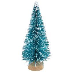 Fenyőfa, havas zöld, 6 cm