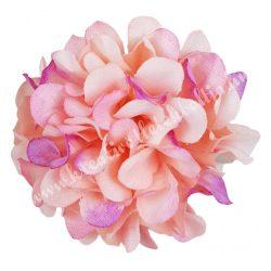 Labdarózsa virágfej, rózsaszín, 4 cm
