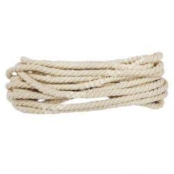 Pamut kötél, 0,5 cm, 5 m/tekercs