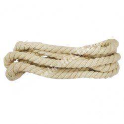 Pamut kötél, 1 cm, 2 m/tekercs