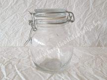 csatos üveg, 130 ml