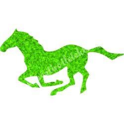 Csillámtetoválás festősablon, ló