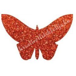 Csillámtetoválás festősablon, pillangó
