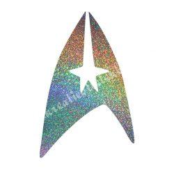 Csillámtetoválás festősablon, Star Trek