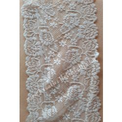 Csipke 14., fehér, 18 cm