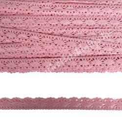 Csipke 18., rózsaszín, 1,5 cm