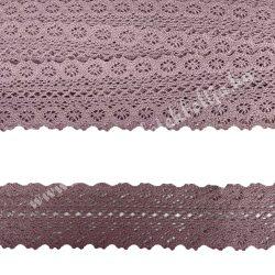 Csipke 20., mályva, 4,5 cm
