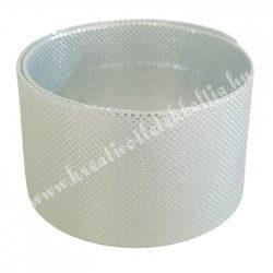 Csuklódísz alap, ezüst, 23x2,5 cm