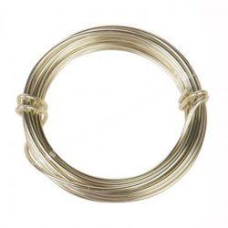 Alumínium drót, pezsgő, 2 mm