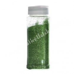 Csillámpor, zöld, 120 gr