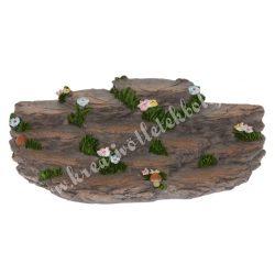 Tündérkert szikla, 15x10 cm