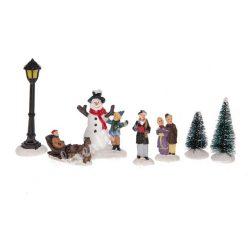 Karácsonyi szett 1., 9x10 cm