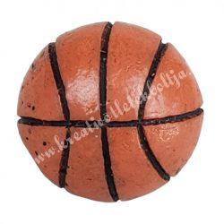 Polyresin kosárlabda, 2 cm