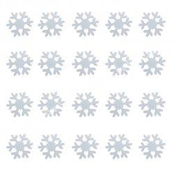 Dekorgumi hópihe mini, sima, 20 db/csomag