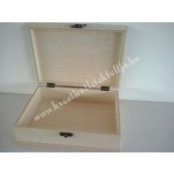 Dupla bejglis doboz, 24x17x7,5 cm