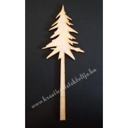 Erdei fenyő, fa
