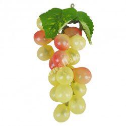 Szőlő, sárga, 4,5x10 cm