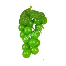 Szőlő, zöld, 7x15 cm