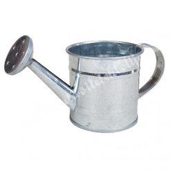 Bádog locsolókanna, fém, 14x7,5 cm