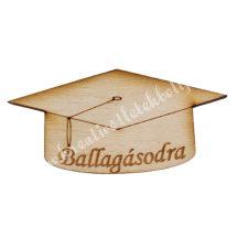 Fa dipomaosztó kalap, Ballagásodra 2019