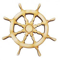 Hajókormány fafigura 6 cm