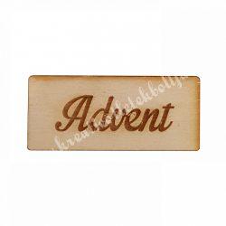 Fatábla, Advent