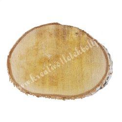 Faszelet (fatalp), kb. 15x22 cm