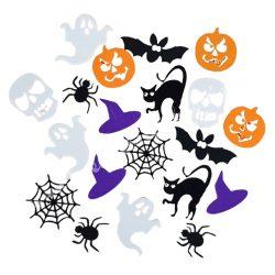 Filc- és dekorgumi, Halloween figurák, 20 db/csomag