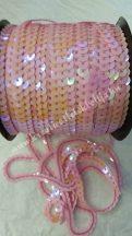 Flitter irizáló rózsaszín