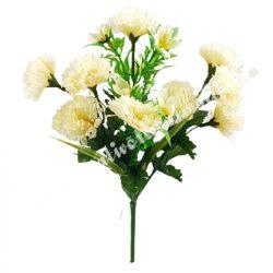 Virágcsokor, krém