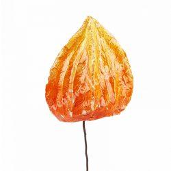 Betűzős gipsz lampionvirág