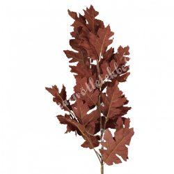 Őszi tölgy ág, barna, kb. 90 cm